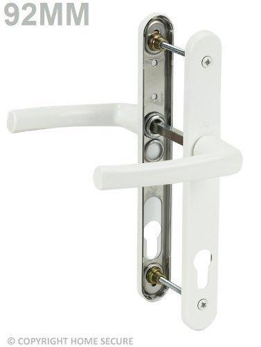 HomeSecure D73 - Picaporte con cerradura de llave para ...