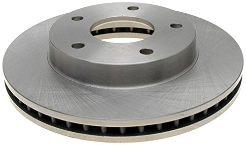 ACDelco 18A60A Advantage Non-Coated Front Disc Brake Rotor