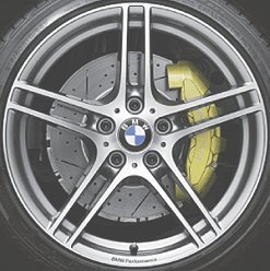 Bmw Alloy Wheel Series 3 E90 E91 E92 E93 Performance Double