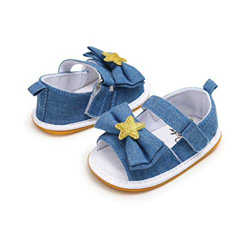 - CieKen Newborn White Sneakers,Baby Girl Boys Shoes Star Cuty Fashion Hook&Loop Toddler First Walkers Kid Shoes,Uniforms, Work & Safety,Blue,12-18M