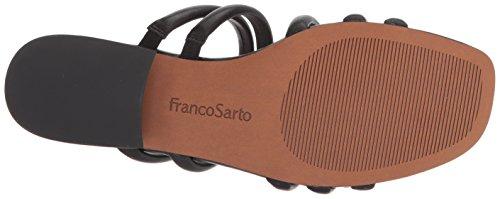 Sandal Franco Sarto Heeled Black Fitz Women's wIpAOCxqI
