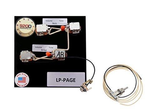 gibson jimmy page wiring diagram jimmy page wiring harness 920d custom shop les paul jimmy page wiring harness w ...