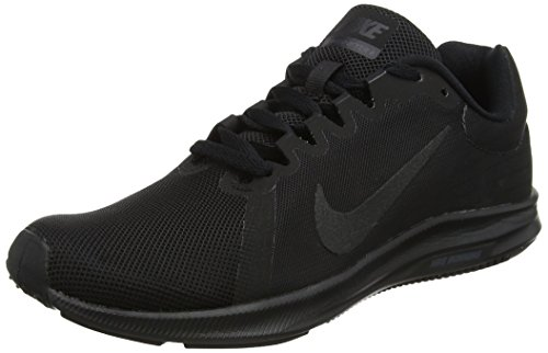 Femme Running de Chaussures Black NIKE Downshifter Black 002 8 Noir qw6n1Z