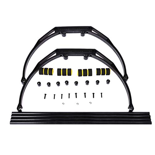 Kofun Landing Gear, Gear Landing Skid Frame Landing for FPV F450 F550 F330Gimbal Damping Foot Stool Ideal Christmas Birthday Landing Gear Gift for Kids D#