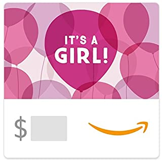 Amazon eGift Card - It's a Girl Balloons (B01M1C87BE) | Amazon price tracker / tracking, Amazon price history charts, Amazon price watches, Amazon price drop alerts