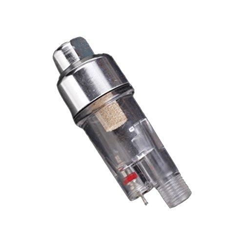 PIXNOR 18 Inch Mini Airbrush Air Filter Moisture Filter Water Spray