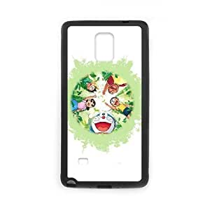 Samsung Galaxy Note 4 Black phone case Doraemon gifts for boys and girls JPA8638105
