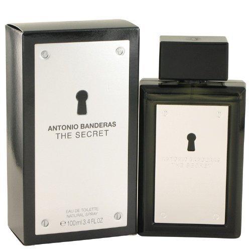 (The Secret By Antonio Banderas - Antonio Banderas - Edt Spray 3.4 Oz)
