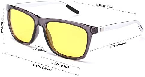 Top 5 Polarized Sunglasses with High Anti-Glare Properties