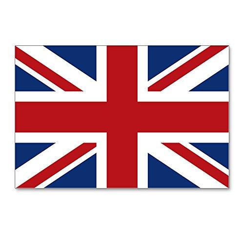CafePress - United Kingdom Union Jack Flag Postcards (Package - Postcards (Package of 8), 6