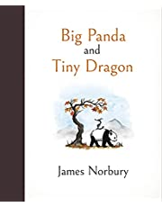Big Panda and Tiny Dragon: The beautifully illustrated and comforting story of friendship as seen on ITV News