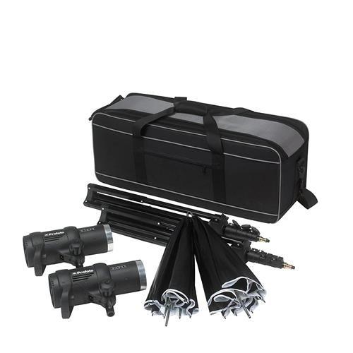 Profoto 901053 D1 Studio Kit 500/500 Air Black
