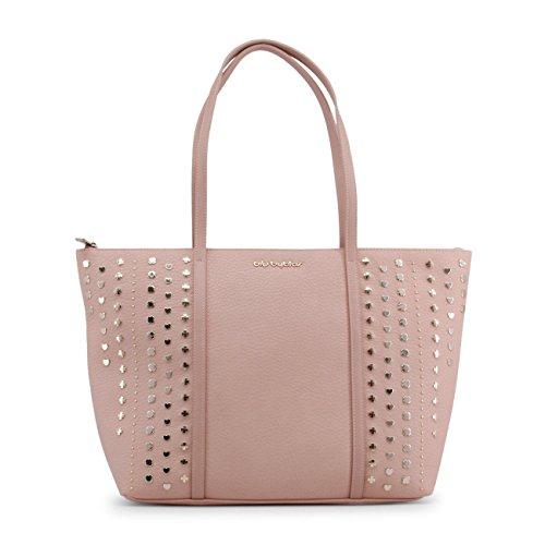 Pink Shopping Byblos Rrp Designer Blu Women Genuine Handbag IpOa7q