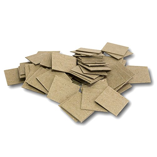 Armor Protective Packaging VCI0101CB VCI Chipboard Prevents Rust, Corrosion On Ferrous and Non-Ferrous Metal, 1