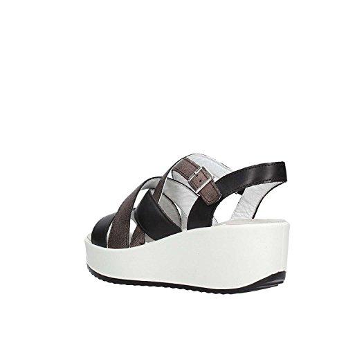 IGI Women's Dcd 11765 Platform Sandals Black 2Fxbsz4U