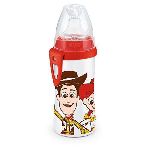 NUK Toy Story Active Cup, 10 oz, 1 Pack,Woody