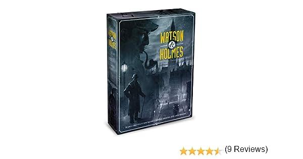 Asmodee Watson & Holmes-8555 Italia, Color, SCWH01IT: Amazon.es: Juguetes y juegos