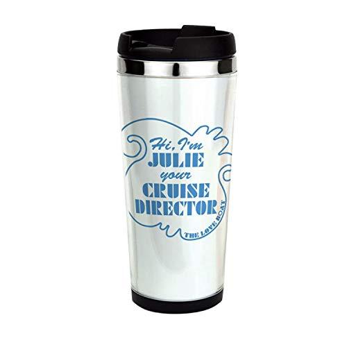 Love Boat Julie Cruise Director, Drinking Cup, Coffee Mug,Travel Mug 14oz