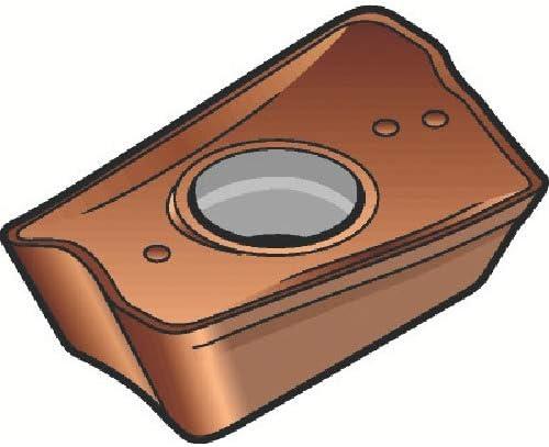 TRUSCO サンドビック コロミル390用チップ 2030 R390170412EMM 2030 10個分