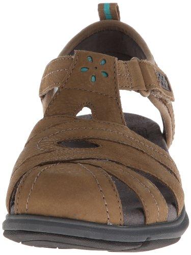 Aravon Kvinners Revsong Fisker Sandal Taupe