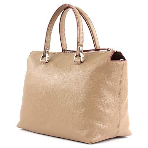 Coccinelle Small Taupe Handbag Keyla Coccinelle Taupe Keyla Small Handbag Coccinelle qICgw76