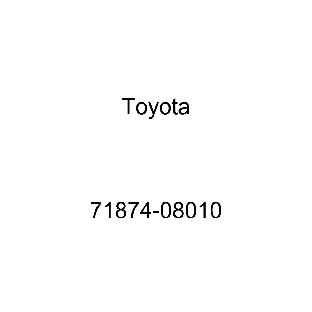 TOYOTA Genuine 71874-08010 Seat Cushion Shield