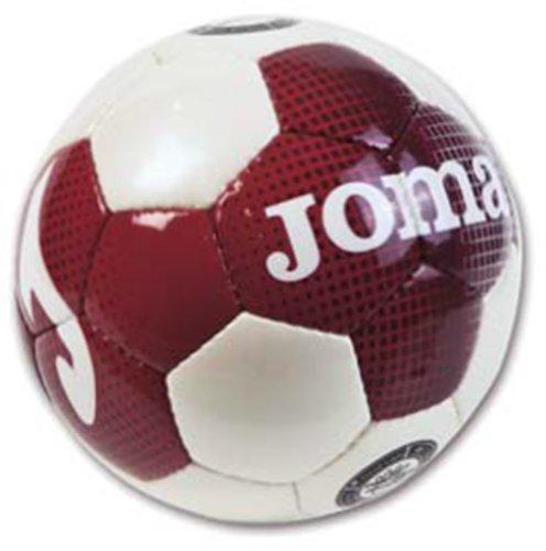 Joma - Balon Squadra Rojo Talla 5: Amazon.es: Ropa y accesorios