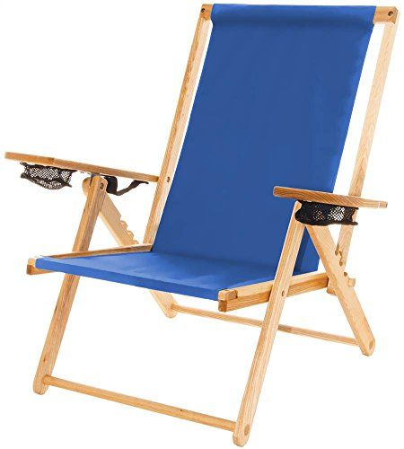 Blue Ridge Furniture (Blue Ridge Outer Banks Beach Chair - Navy Blue)