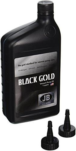 Top recommendation for black gold vacuum pump oil dvo-12