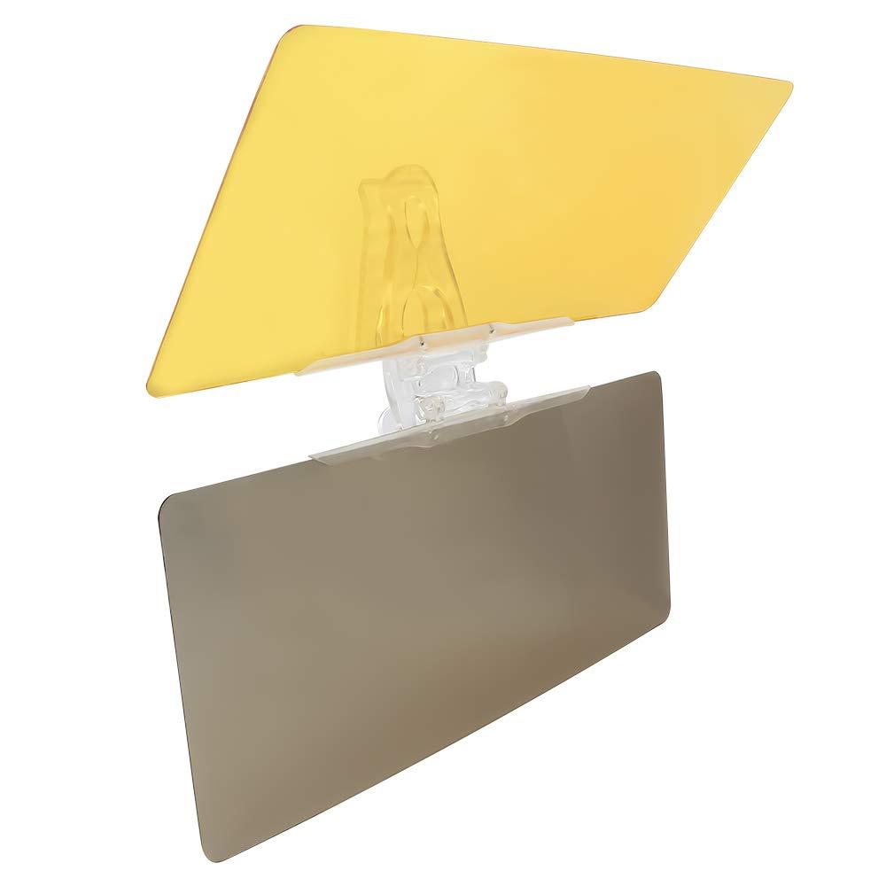SENZEAL Car Sun Visor Windscreen Day and Night Visor Anti-glare Windscreen Anti Glare Visor