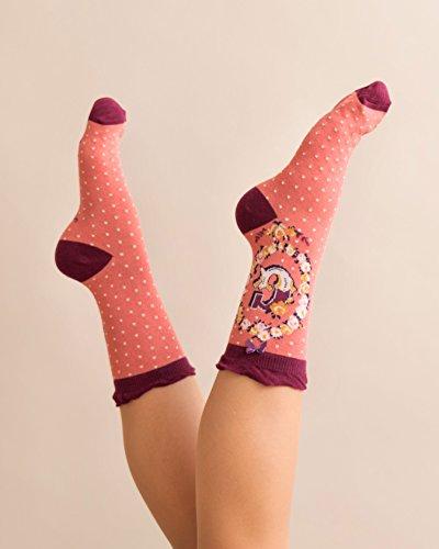 Powder A-Z Ankle Socks G