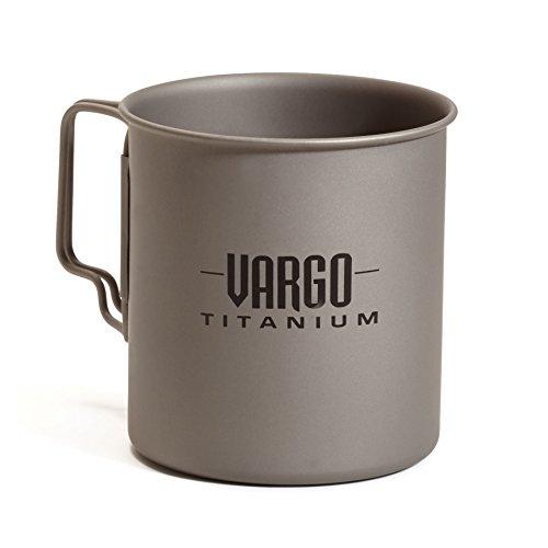 Titanium Travel Mug (Titanium Dish)