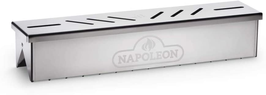 Napoleon 67013 Stainless Steel Smoker Box Grill Accessory: Garden & Outdoor