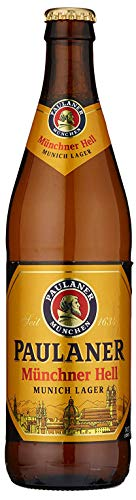 Paulaner Munich Lager Beer, 500 ml