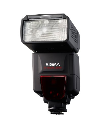 Sigma EF-610 DG SUPER Electronic Flash for Nikon Digital SLR Cameras