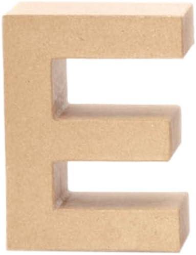 Letra E , 17 , 5x5, 5cm [Juguete]: Amazon.es: Juguetes y juegos