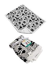 Disney Mickey Mouse Baby Boys Newborn Soft Fleece Blanket 75x100cm