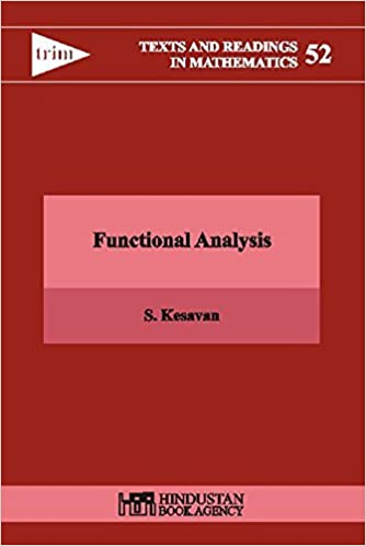 Functional Analysis (Texts and readings in Mathematics)