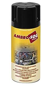 Ambro-Sol M201 Antioxidante Dieléctrico Oleoso Transparente 400 ml