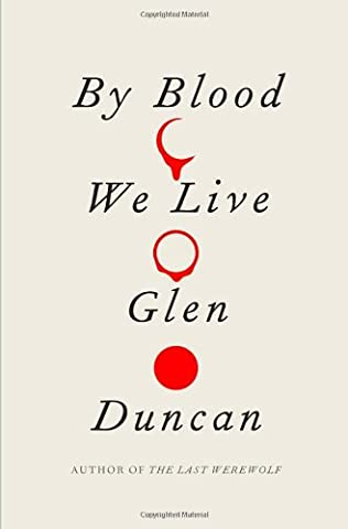book cover of By Blood We Live