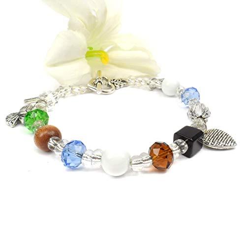 Christmas Nativity Charm Bracelet