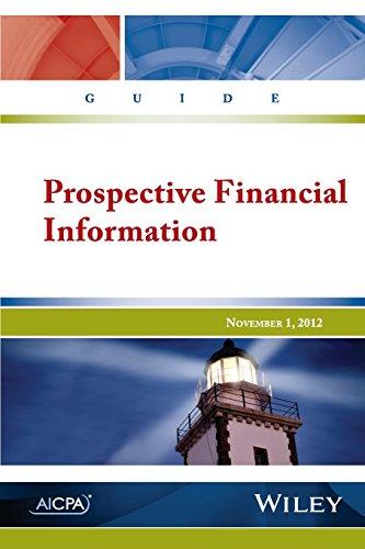 Guide: Prospective Financial Information
