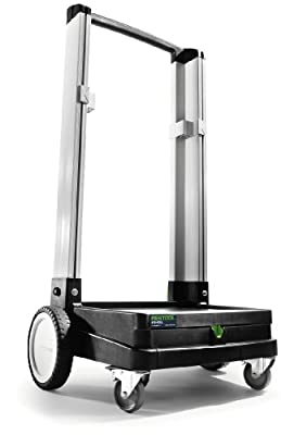 Festool 498660 SysRoll Systainer and Storage Dolly from Tooltechnic Systems LLC