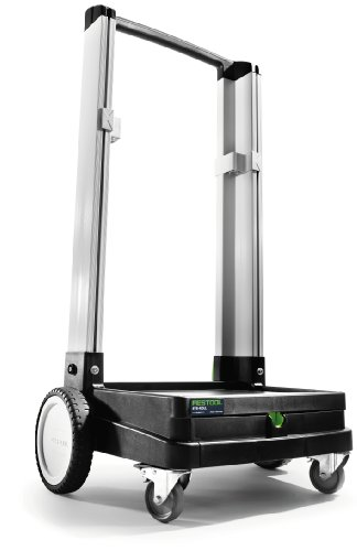 Festool 498660 SysRoll Systainer and Storage Dolly (Cart Systainer)