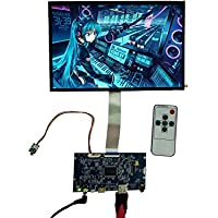 NJYTouch 2K HDMI LCD Controller Board Kit With 10.1inch 2560X1600 eDP IPS Panel VVX10T025J00 16:10 A Grade
