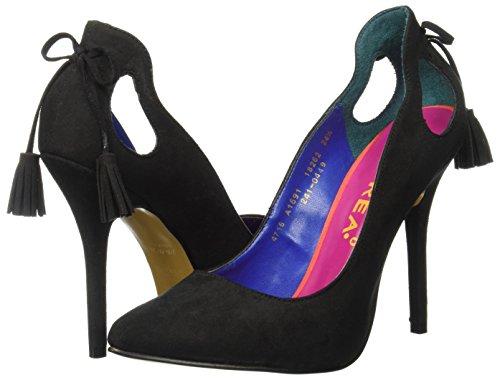 Mujer Zapatos para Tacón de Andrea Negro 2410449 X8Tawav
