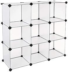 SONGMICS Cube Storage ULPC33B/115S