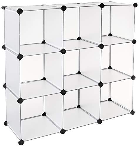 9 cubby storage unit - 8