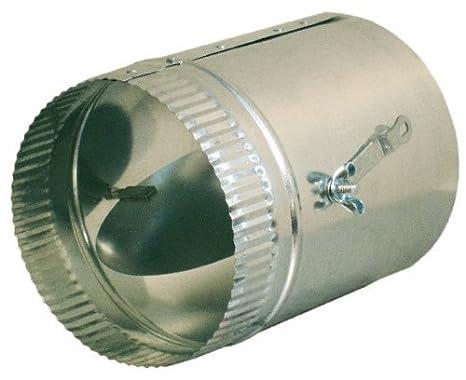 12-in Duct Damper HVAC Manual Volume Damper with Sleeve