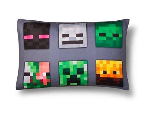 Minecraft Pillow Case (Standard)